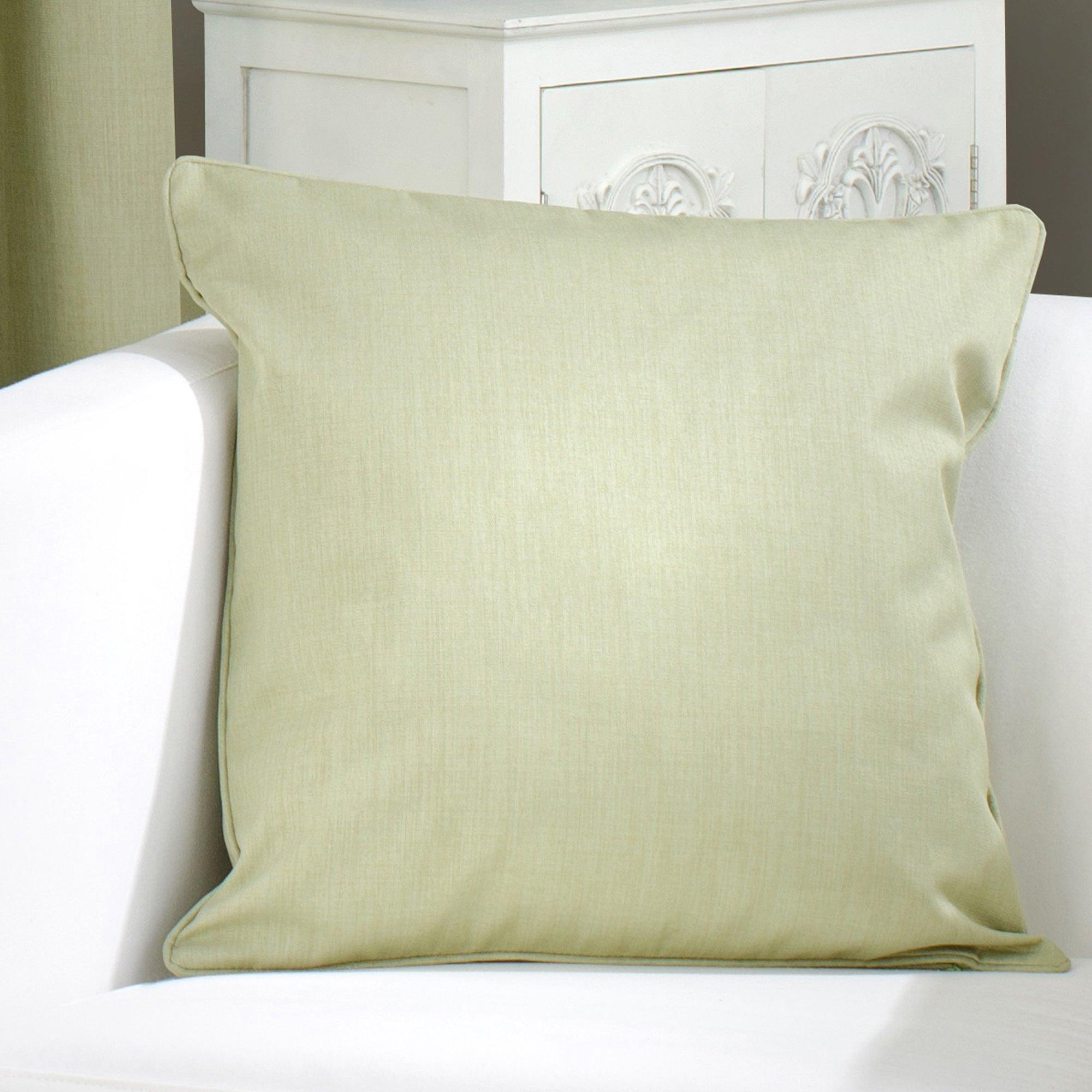 Green Solar Cushion Cover