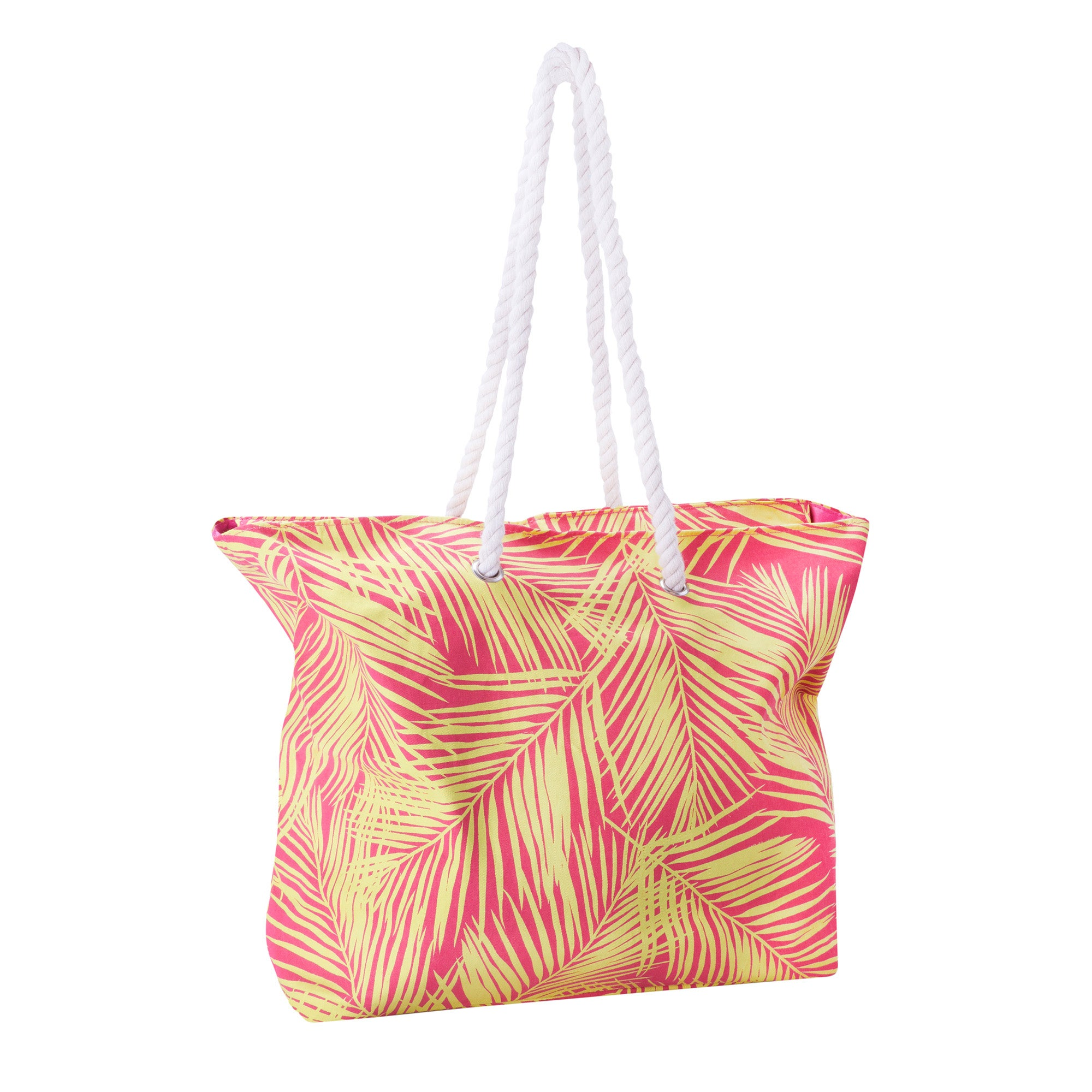 Botanical Beach Bag