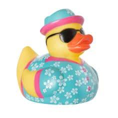 Summer Bath Duck
