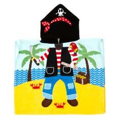 Kids Pirate Poncho