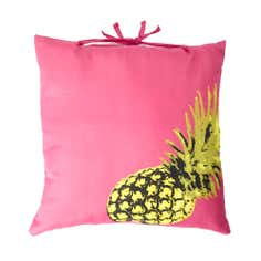 Pineapple Water Resistant Cushion Seat Pad