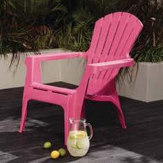 Tropical Fan Chair