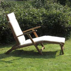 Wooden Steamer Chair