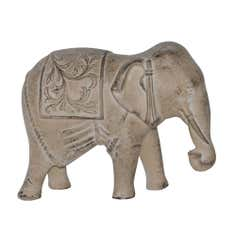 Balinese Elephant Ornament