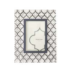 Fretwork Wooden Photo Frame