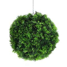Hanging Artificial Topiary Ball