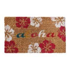 Aloha Coir Doormat