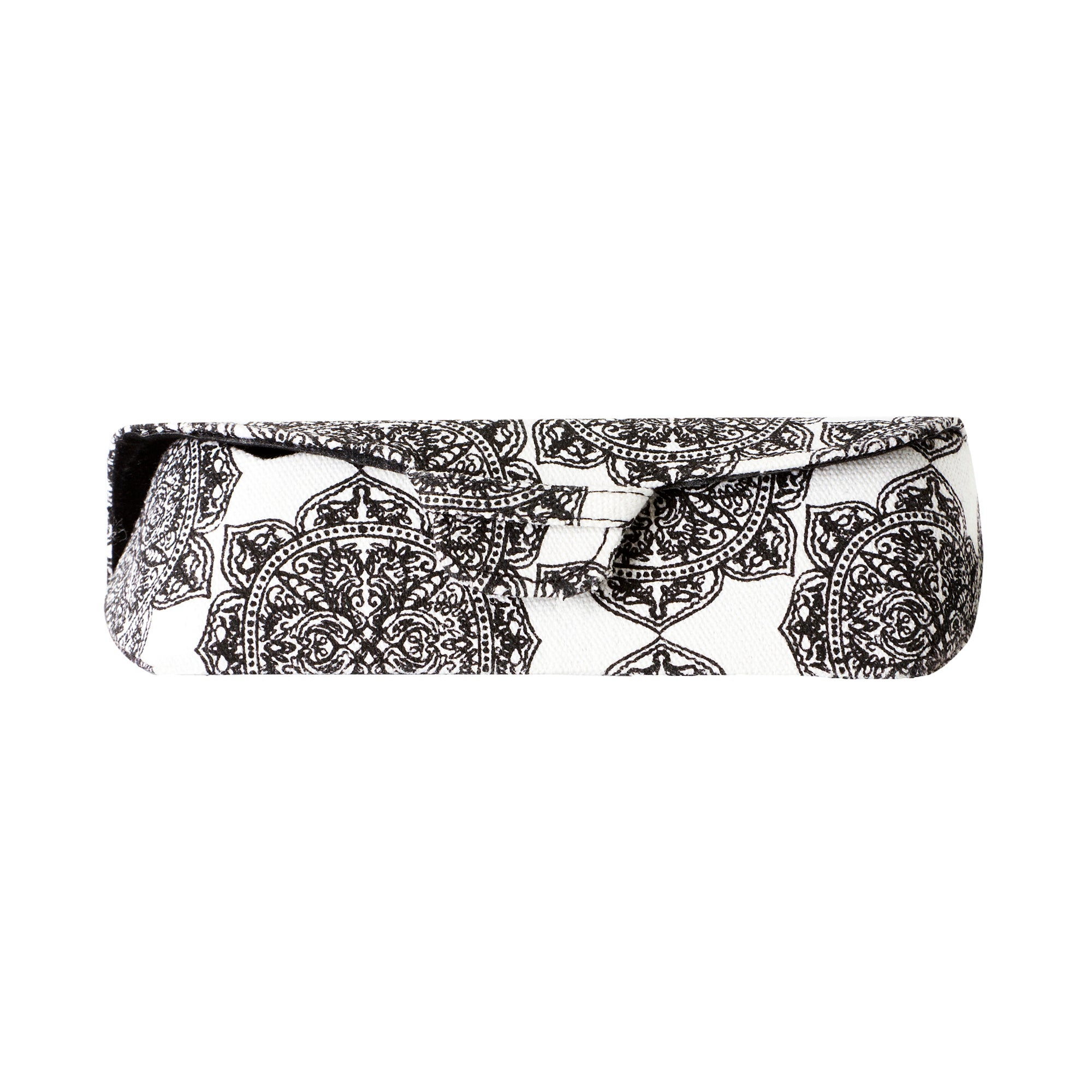 Balinese Collection Snap Closure Sunglasses Case