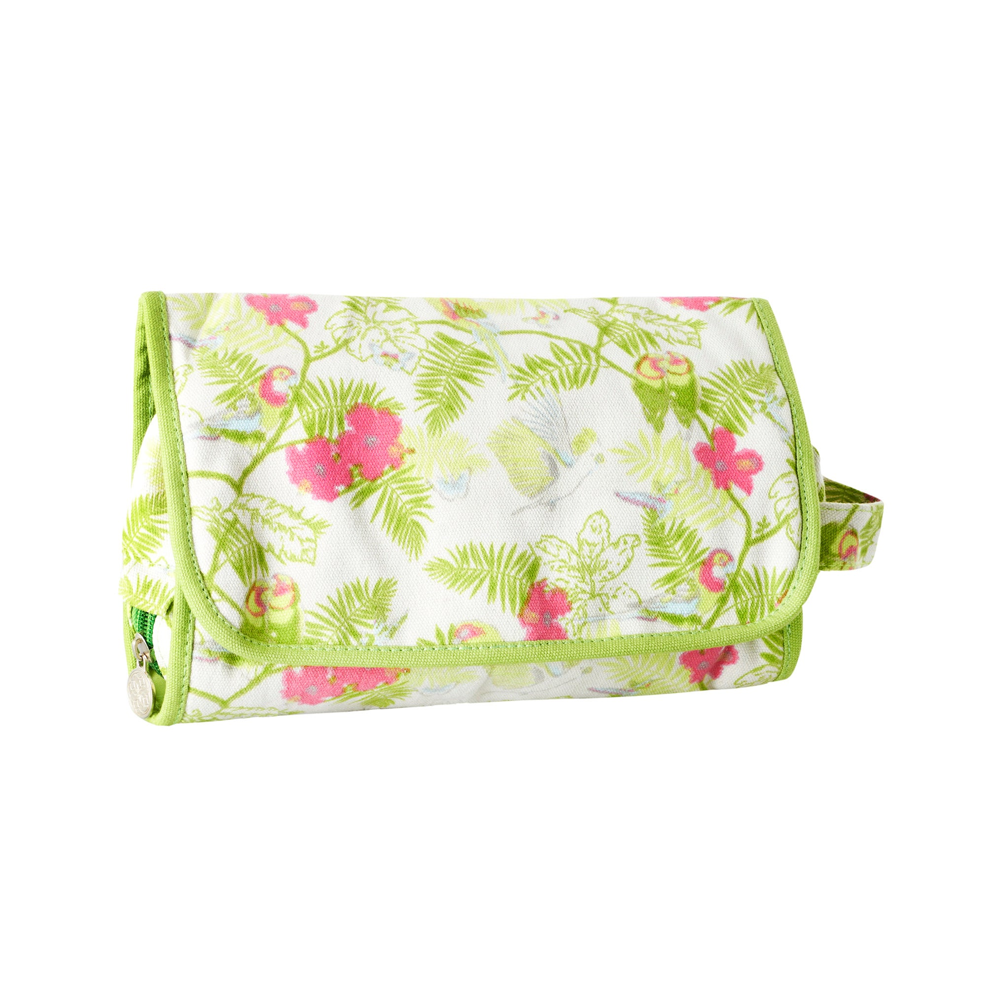 Tropical Collection Hanging Wash Bag