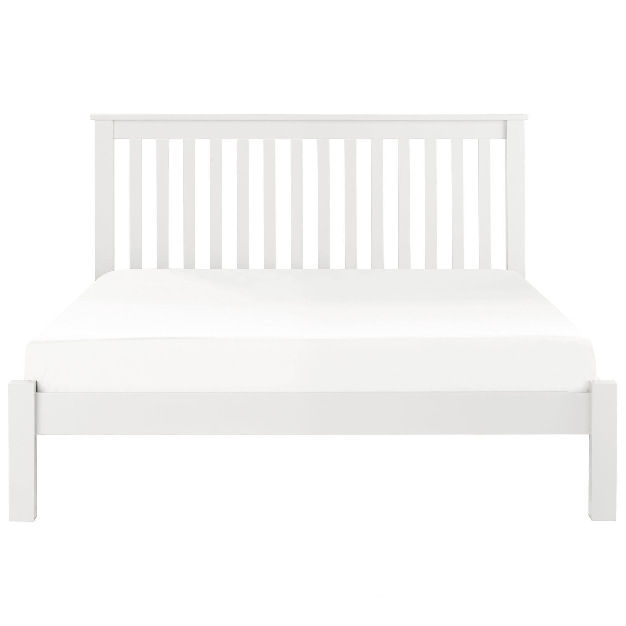 Blakely White Bedstead