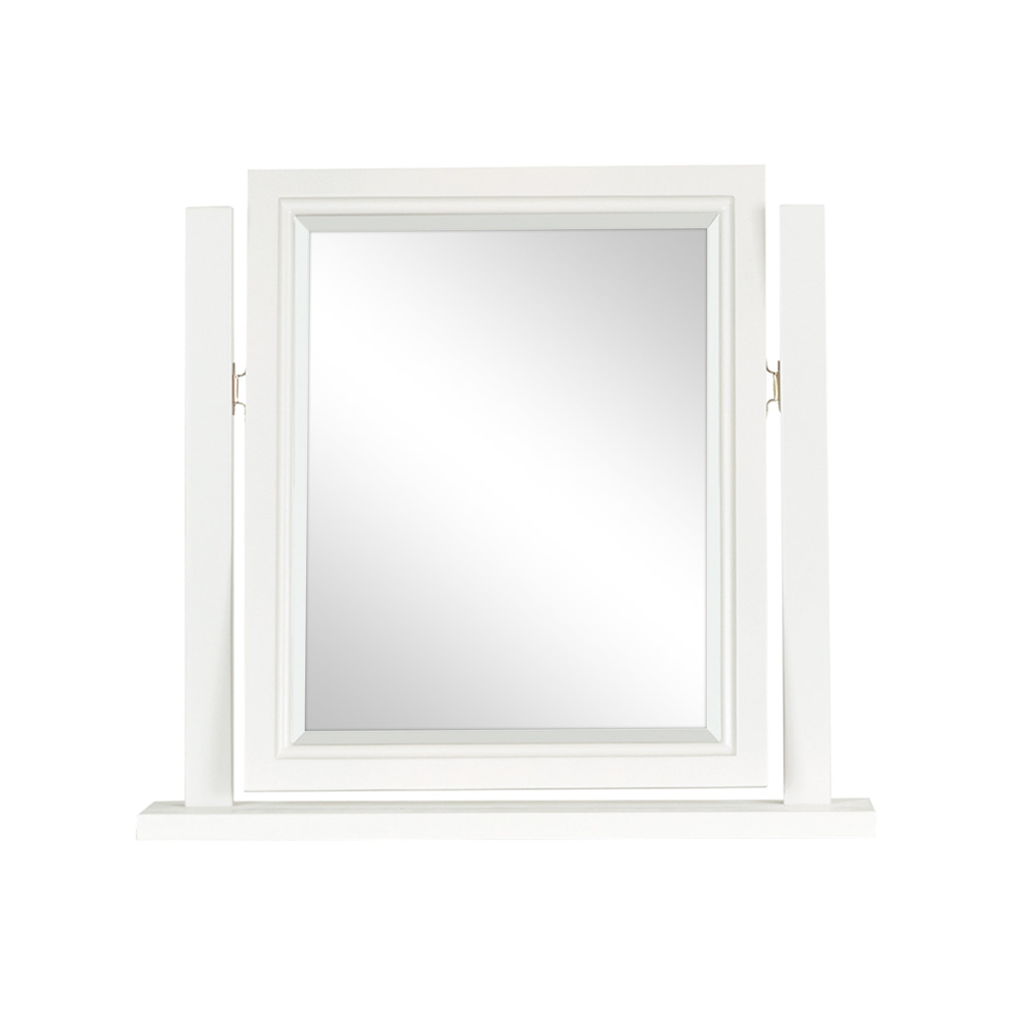 Blakely White Vanity Mirror