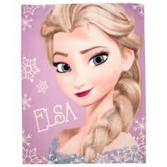 Kids Disney Frozen Collection Fleece Throw