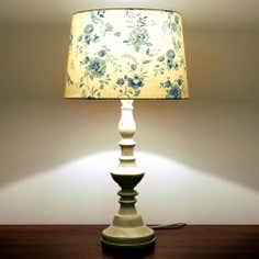 Printed Chateau Table Lamp