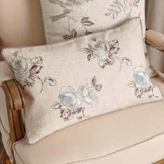 Duck Egg Emily Boudoir Cushion