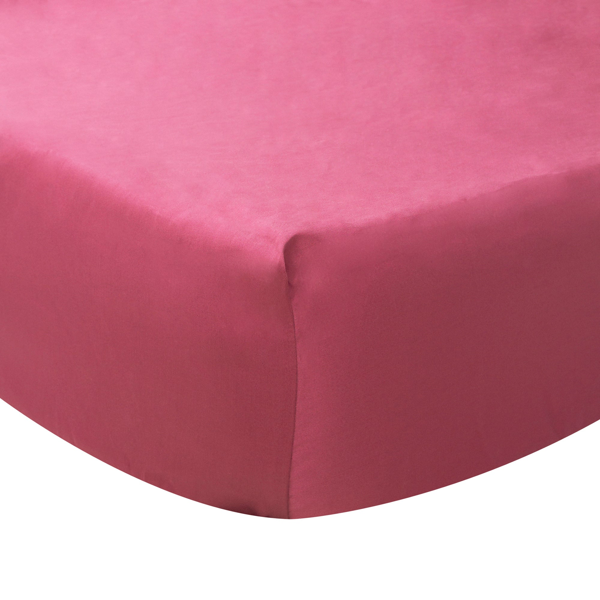 Pink Havina Fitted Sheet