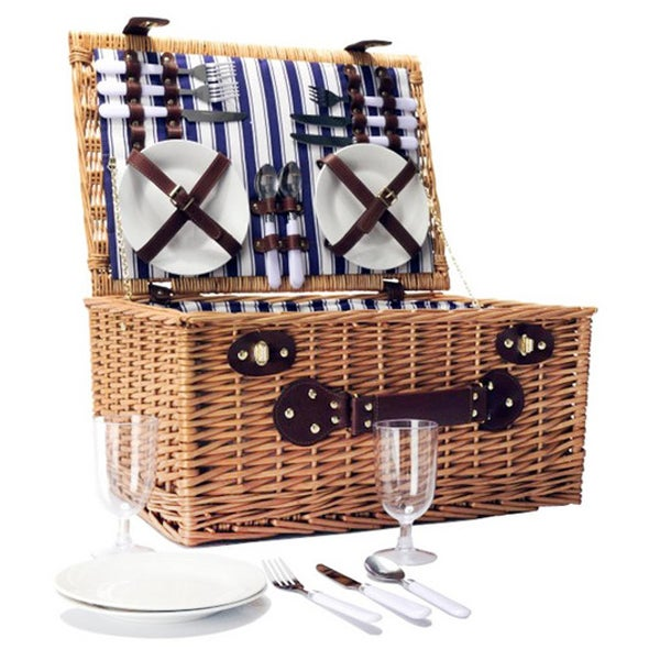 Picnic Baskets and Blankets