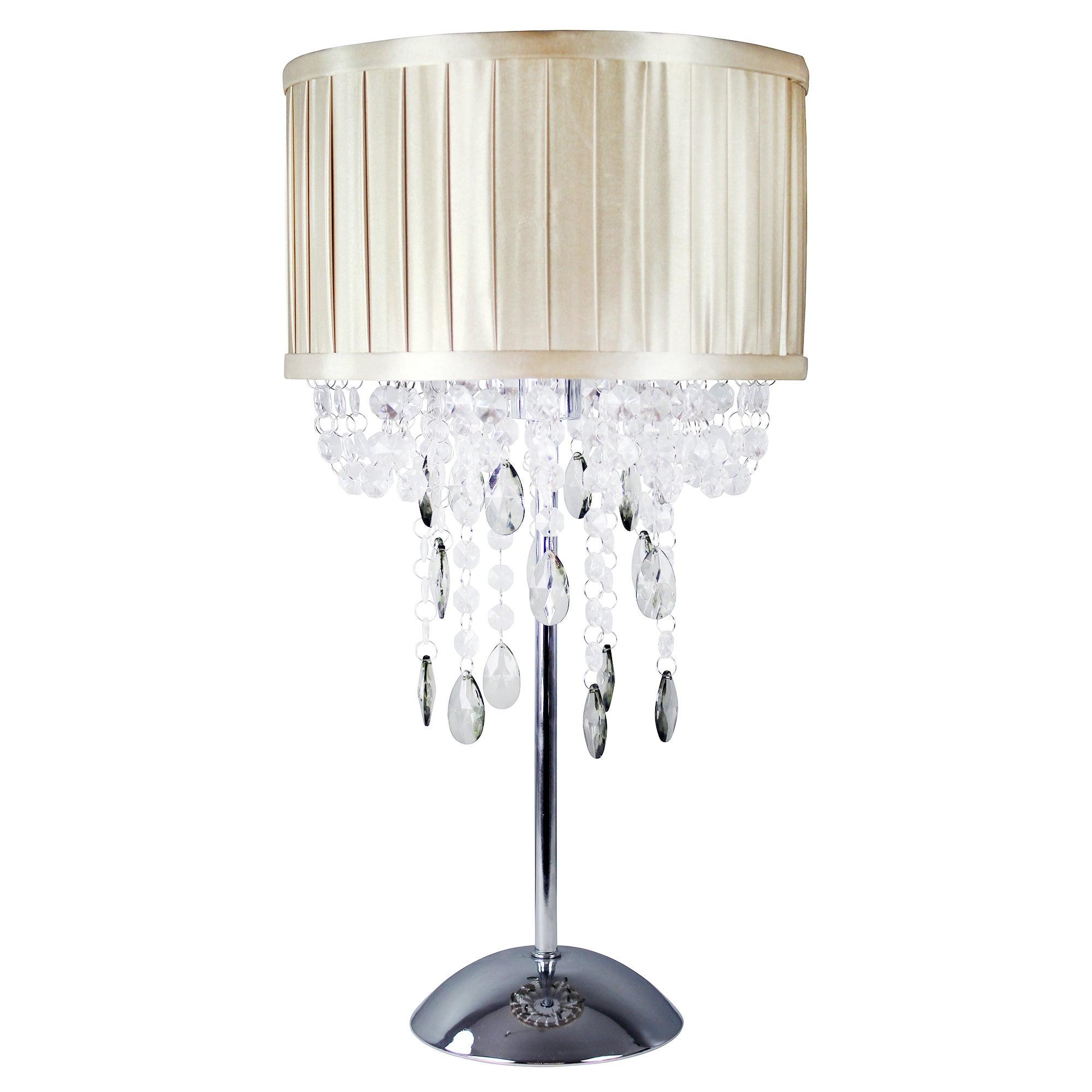 Glitter lamp dunelm in OL6 Tameside for