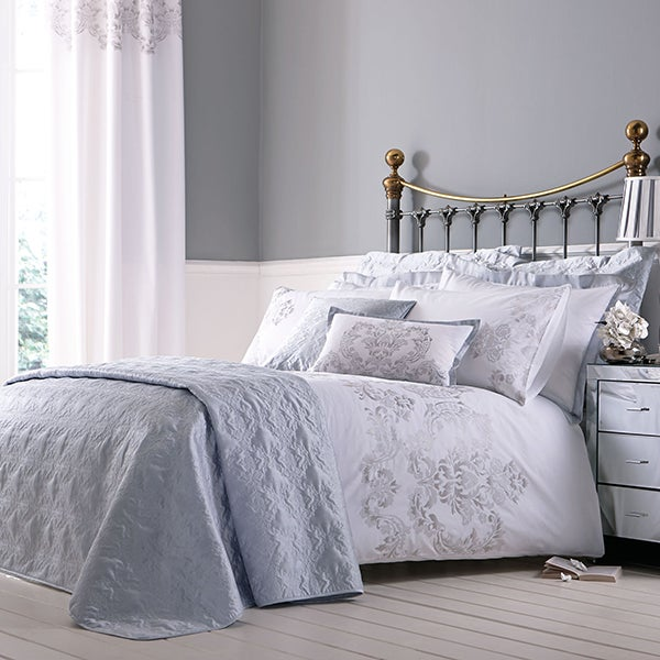 Silver Nina Bedlinen Collection