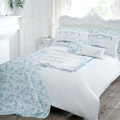 Blue Jasmine Bedlinen Collection