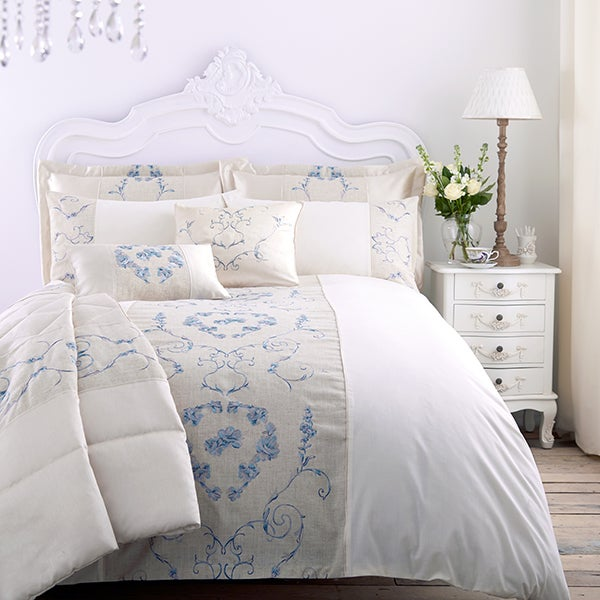 Blue Chateau Bedlinen Collection