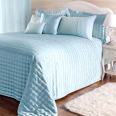 Duck Egg Eliza Sparkle Bedlinen Collection