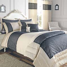 Black Franklin Bedlinen Collection