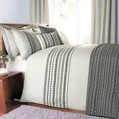 Natural Lennox Bedlinen Collection
