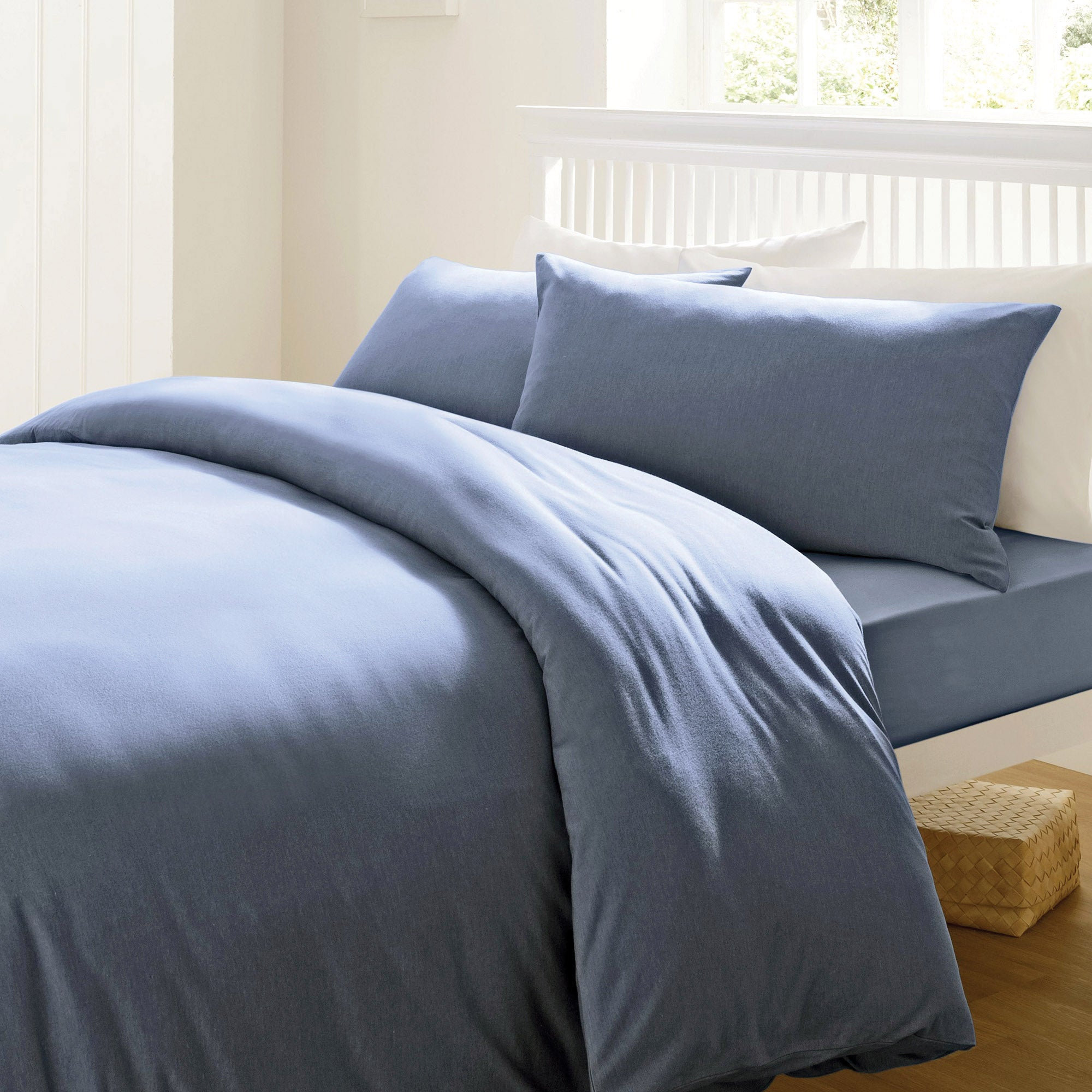 Jersey Marl Bedlinen Collection