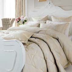 Dorma Cream Clara Bedlinen Collection