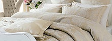 Dorma Gold Clara Bedlinen Collection