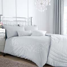 Grey Larna Bedlinen Collection