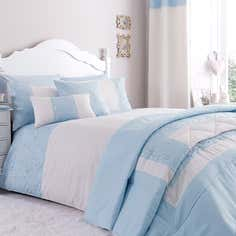 Duck Egg Felicity Bedlinen Collection