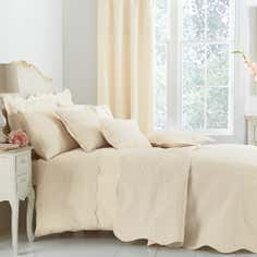 Cream Ebony Bedlinen Collection