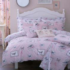 Pink Ariya Bed Linen Collection