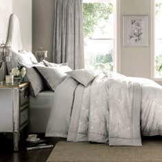 Grey Dorma Paloma Dove Bed Linen Collection