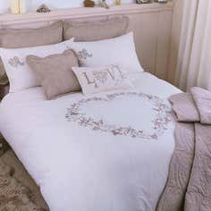 Cream Parisian Bedlinen Collection