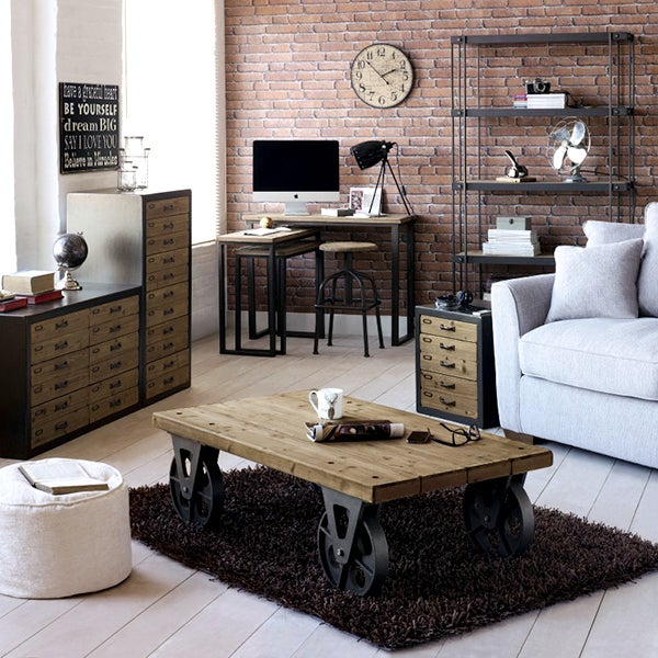 Salvage Living Room Collection