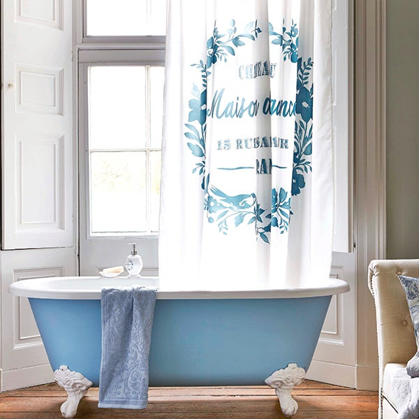 Chateau Blue Bathroom Collection