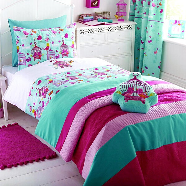 Lil Birdy Bedlinen Collection