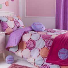 Kids Sweetie Loveheart Bedlinen Collection
