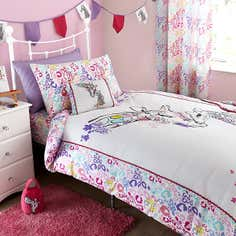 Kids Georgie Giraffe Bed Linen Collection