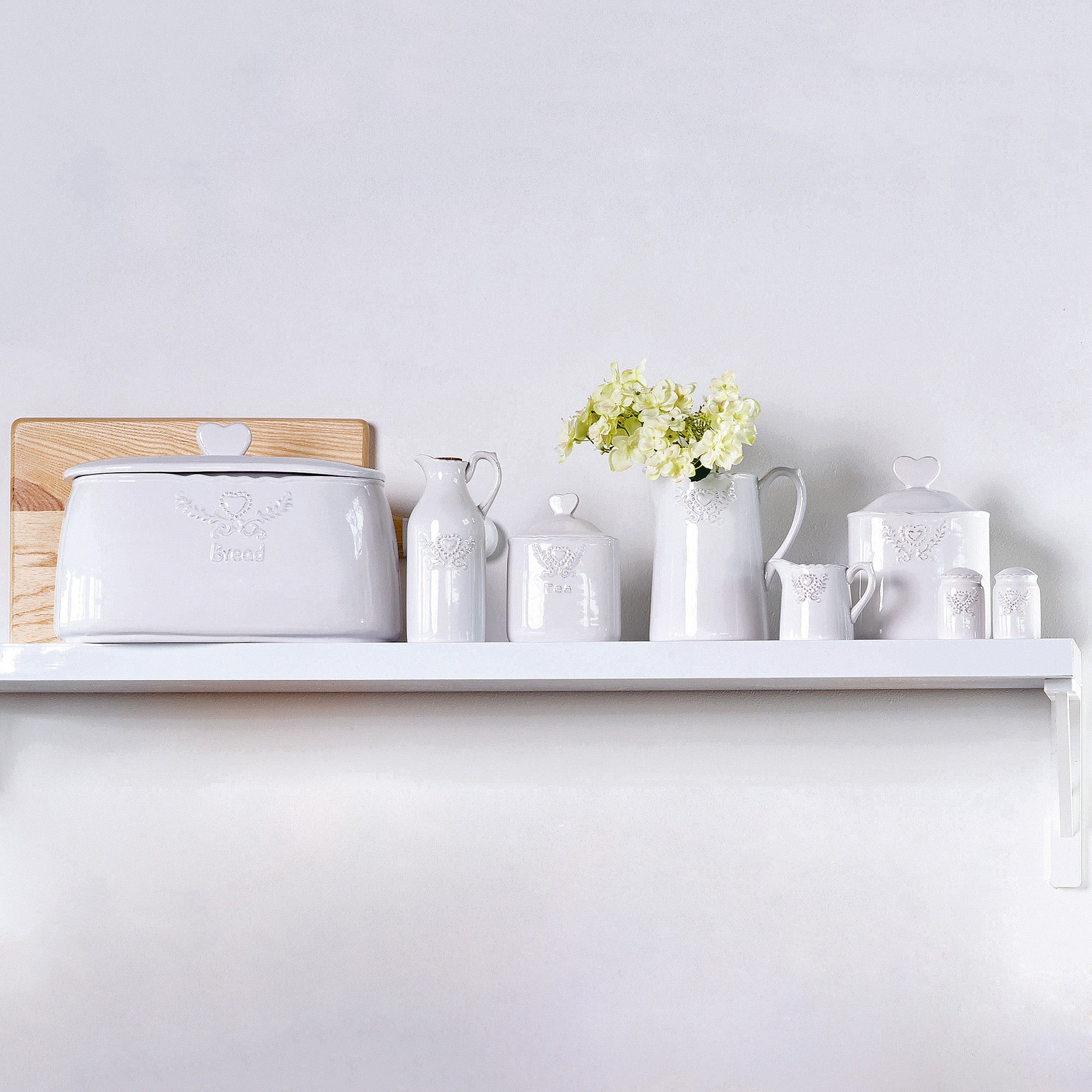 Maison Chic Kitchen Canister Collection