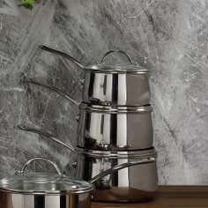Prestige Bell Pan Collection