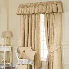 Gold Kensington Curtain Collection