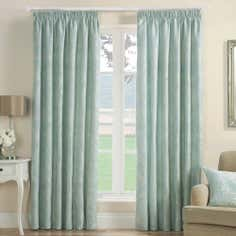 Duck Egg Frensham Curtain Collection