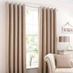 Champagne Brisbane Curtain Collection