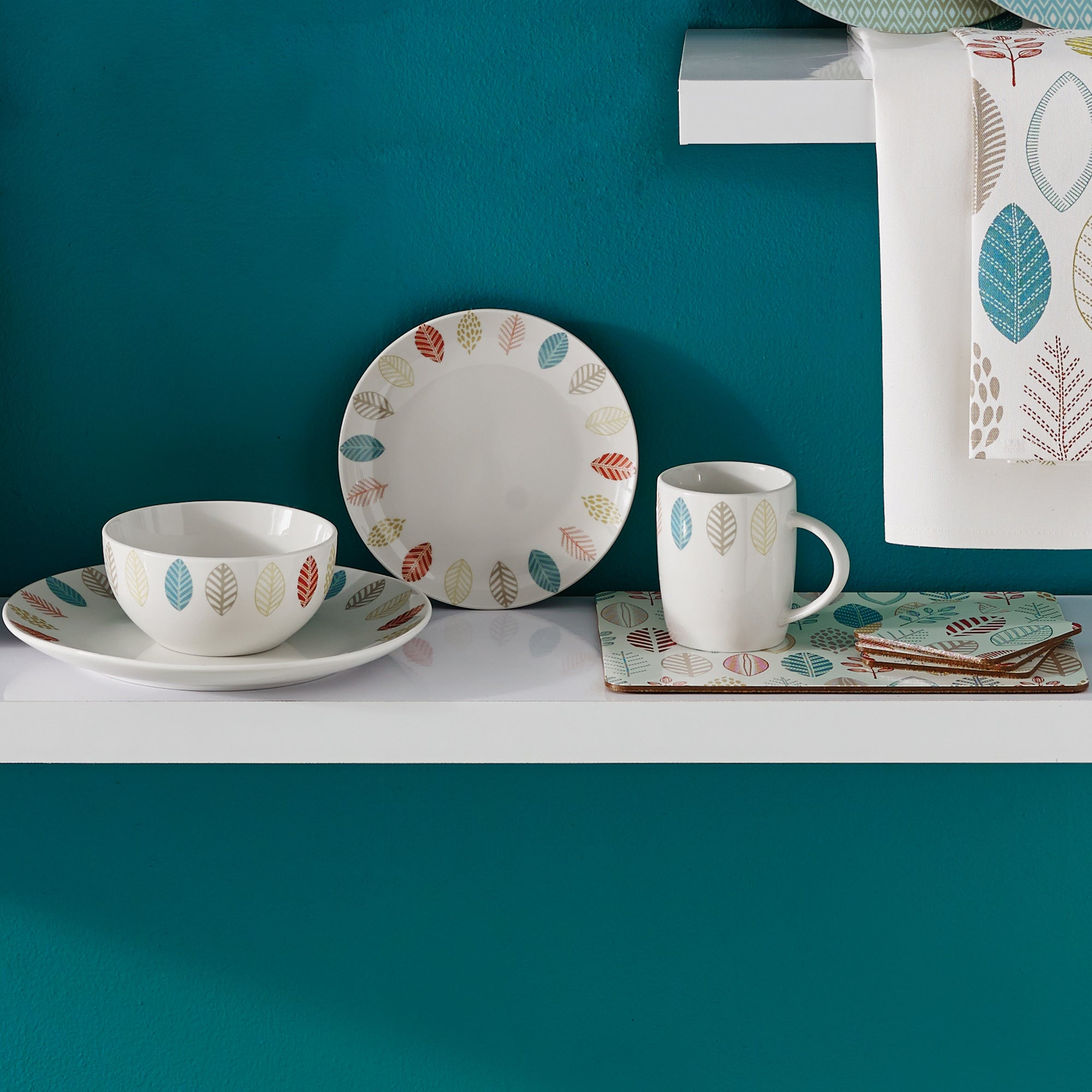 Cosy Skandi Dinnerware Collection