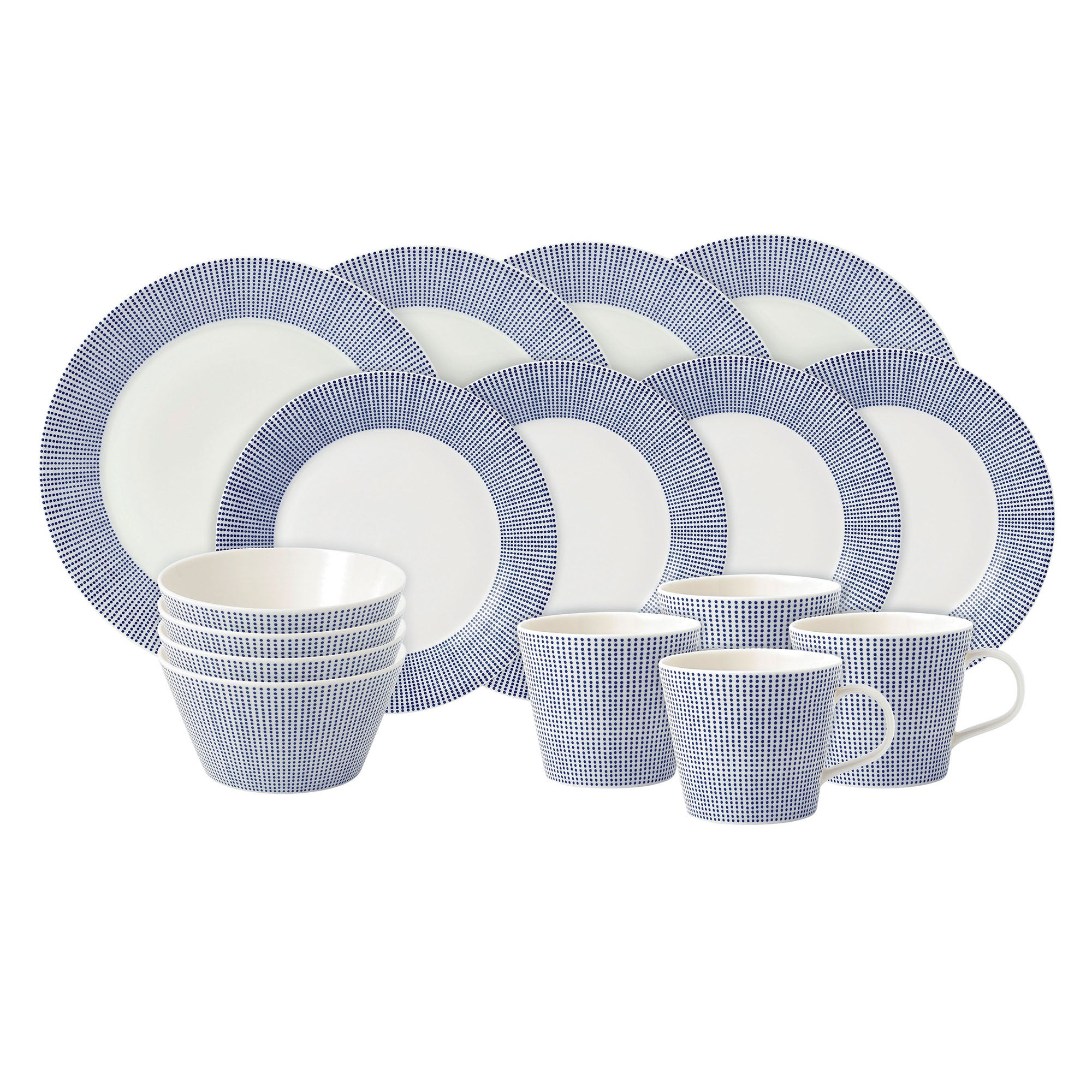 Royal Doulton Pacific Dinnerware Collection