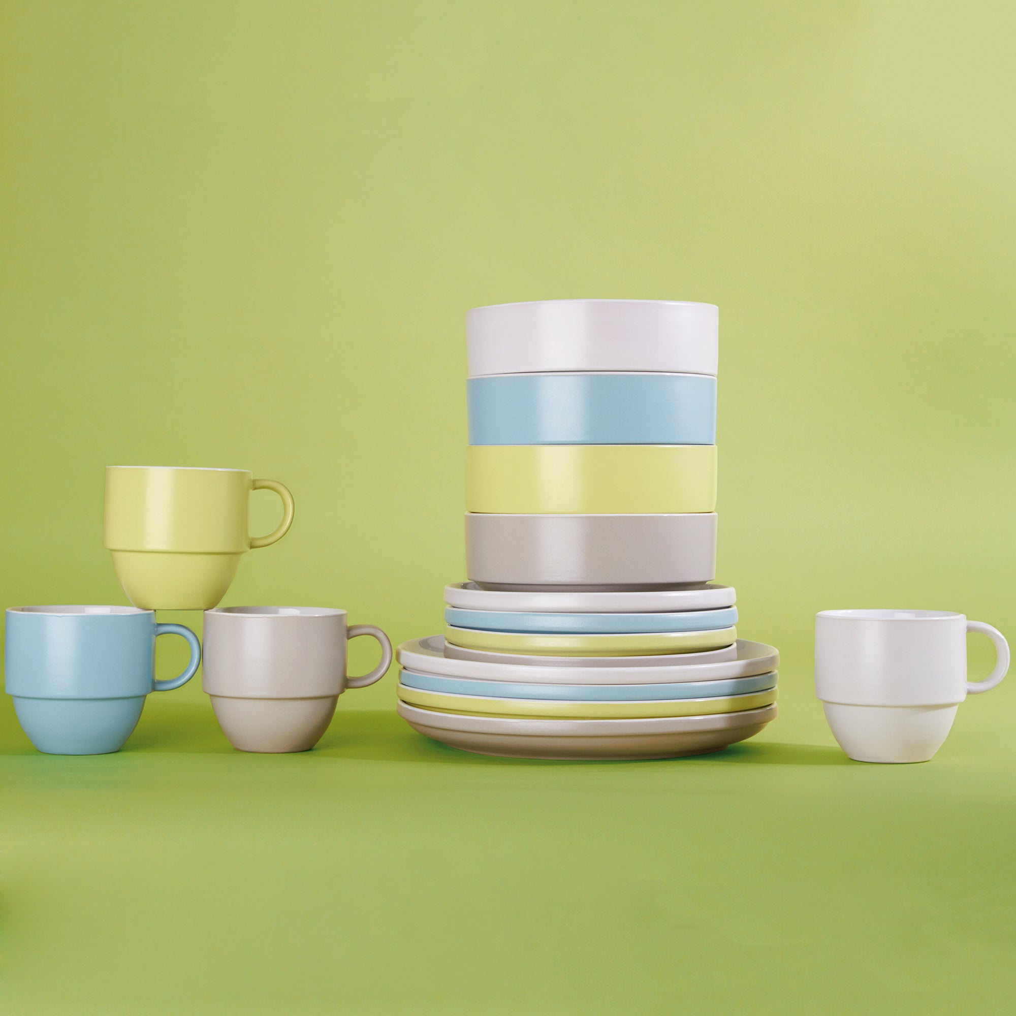 Stacking Dinnerware Collection