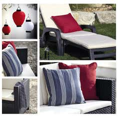 Milan Furniture Cushion Collection